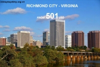 Vé Máy Bay Đi Richmond Giá Rẻ