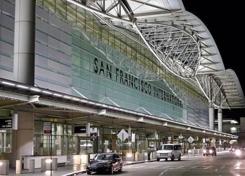 Sân bay ở tiểu bang California