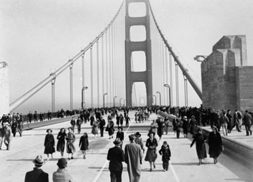 Khám phá Cầu Cổng Vàng ở San Francisco