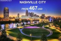 Vé Máy Bay Đi Nashville