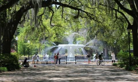 Khám phá Savannah với giá vé chỉ từ 333 USD