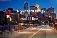 Vé Máy Bay Đi Minneapolis Giá Rẻ
