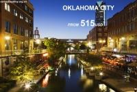 Vé Máy Bay Đi Oklahoma Giá Rẻ