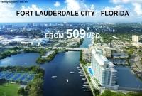 Vé Máy Bay Đi Fort Lauderdale
