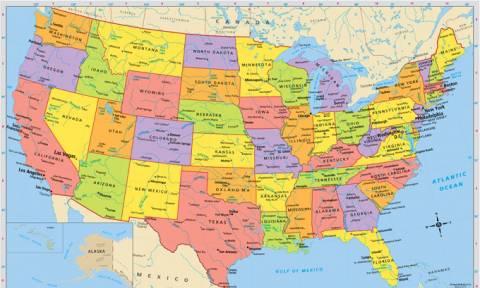 Khám phá những điều ngạc nhiên về nước Mỹ