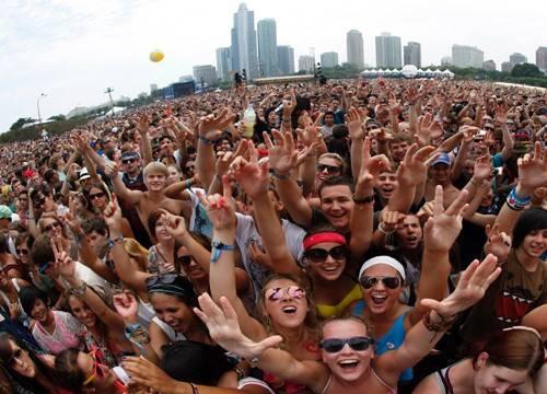 Đặt vé máy bay đi Chicago để tham gia những lễ hội âm nhạc sôi động nhất