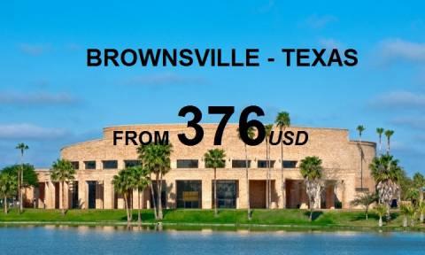 Đến Brownsville Texas Với Vé Máy Bay Giá Siêu Rẻ