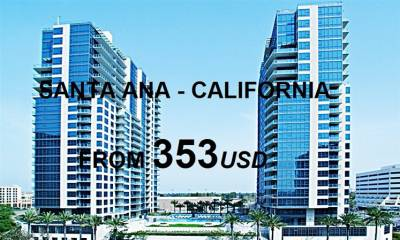 Vé Máy Bay Đi Santa Ana California Giá Rẻ