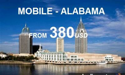 Vé Máy Bay Đi Mobile Alabama Giá Rẻ