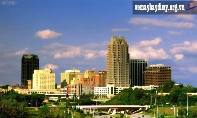 Vé Máy Bay Đi Greensboro Bắc Carolina Giá Rẻ