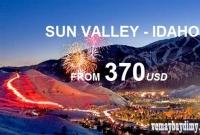 Vé Máy Bay Đi Sun Valley Idaho Giá Rẻ