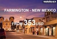 Vé Máy Bay Đi Farmington New Mexico Giá Rẻ
