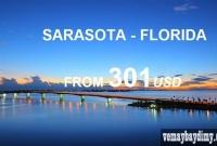 Vé Máy Bay Đi Sarasota Florida Giá Rẻ