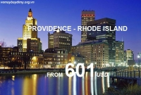 Vé Máy Bay Đi Providence Rhode Island Giá Rẻ