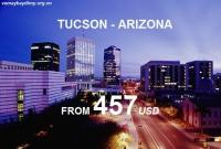 Vé Máy Bay Đi Tucson Arizona Giá Rẻ