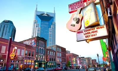 Vé máy bay đi Nashville giá rẻ