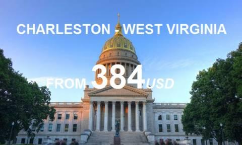 Thông Tin Giá Vé Máy Bay Đi Charleston Tây Virginia