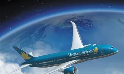 Vé Máy Bay Vietnam Airlines Đi Mỹ