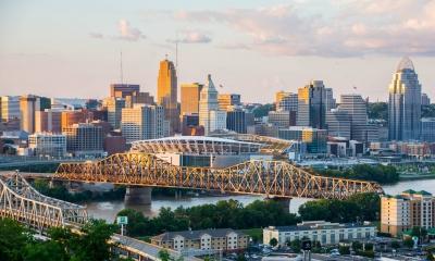 Vé máy bay giá rẻ đi Cincinnati – Ohio