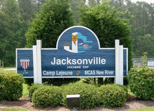 Vé máy bay giá rẻ đi Jacksonville – Bắc Carolina