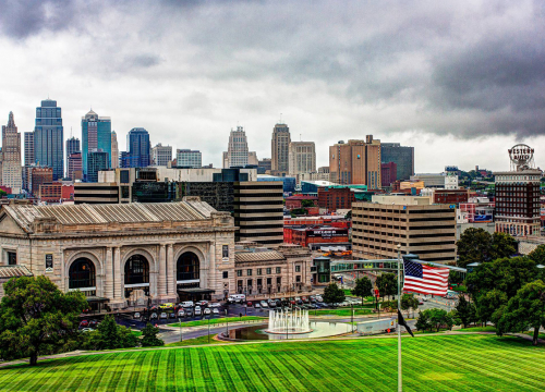 Vé máy bay giá rẻ đi Kansas City – Missouri